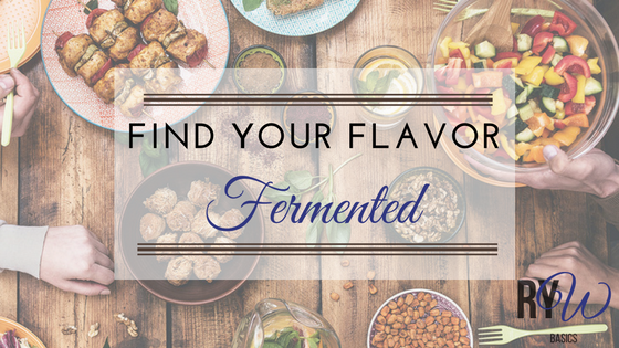 fermentation, fermented foods, beneficial bacteria, healthy, gut health, microbiome