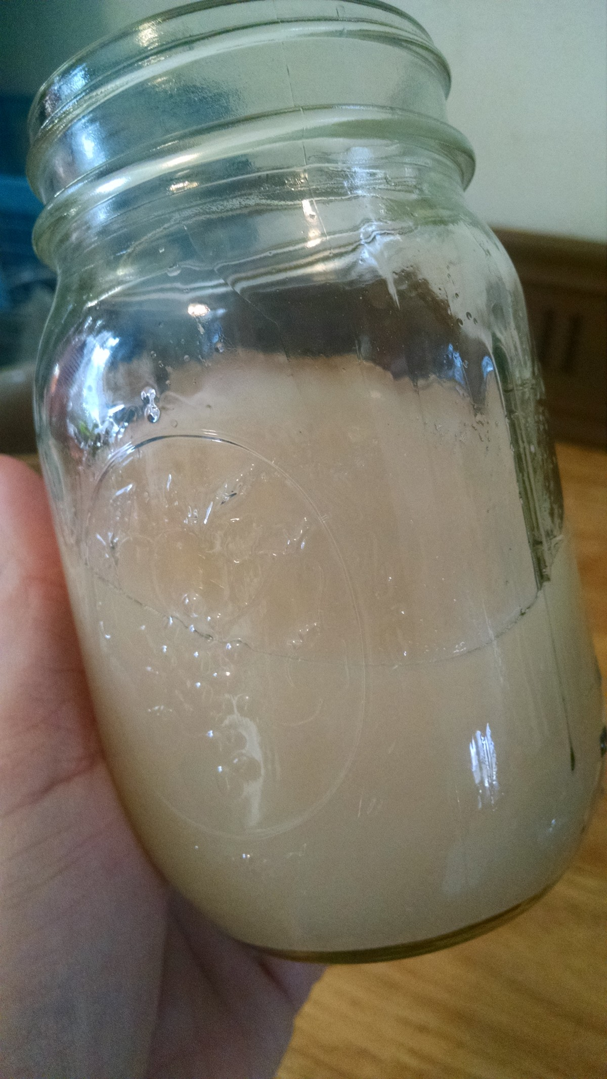 fermented grain sprout drink