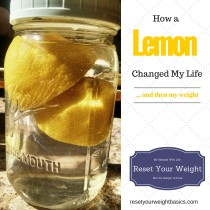 weight loss, healthy choices, lemon, alkalinity