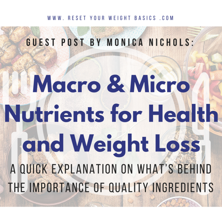 mnichols, weight loss, healthy, nutrients